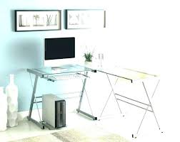clear glass computer desk full size of mixer accessories kitchenette clear glass computer desk table for