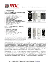 Radio Design Labs Datasheet For Ds Rlc10k By Radio Design Labs Manualzz Com