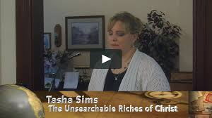 Tasha Sims - The Unseachable Riches of Christ - 20150823am on Vimeo