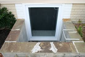 window wells in metal and plastic also available