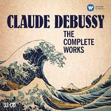 Claude Debussy: The <b>Complete Works</b>   Warner <b>Classics</b>
