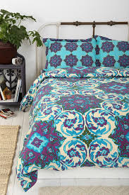 magical thinking bedding magical thinking temple medallion duvet cover urban outers bed spreads