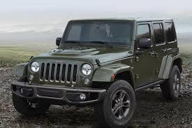 2015 Jeep Wrangler Color Chart 2016 Jeep Wrangler Unlimited Ny Daily News