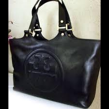 tory burch handbags black