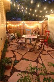 outside patio lighting ideas. 71 fantastic backyard ideas on a budget outside patio lighting