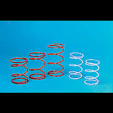Ski Doo Qrs Secondary Spring Chart Team 210141 013 Ski Doo Primary Clutch Springs Steel Yellow Almond