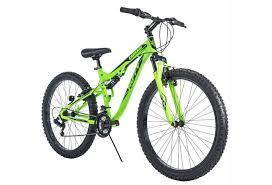 men s 21 sd aluminum frame mountain bike green