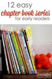 is your child ready to take on some easier chapter books here is a great