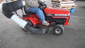 1989 honda ht3813 lawn tractor honda riding mower appos us 1989 honda ht3813 lawn tractor
