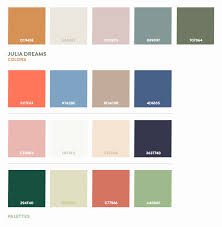 Colour Swatches For Designers Free Color Palettes From Popular Designers