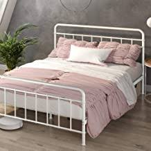 White Bed Frame - Amazon.com
