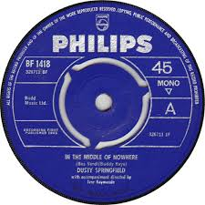 <b>Dusty Springfield - In</b> The Middle Of Nowhere (1965, Vinyl)   Discogs