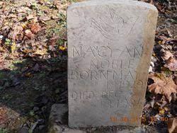 Nancy Ann Noble (1929-1934) - Find A Grave Memorial