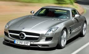 2011 Mercedes-Benz SLS AMG Gullwing | Second Drive | Reviews | Car ...
