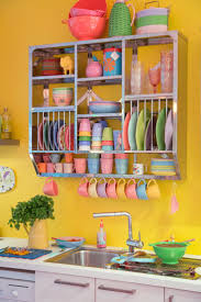 Colorful Kitchens 17 Best Ideas About Rainbow Kitchen On Pinterest Cutlery