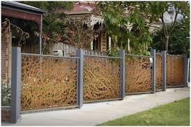 decorative wood fence panels best of wrought iron fence panels fence