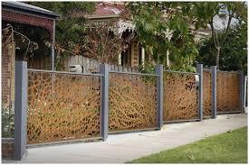 decorative wood fence panels best of wrought iron fence panels fence