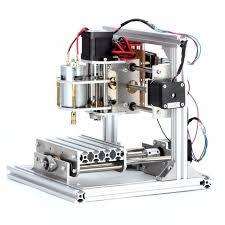 3 axis diy cnc router kit desktop mini mill wood engraving pcb milling machine
