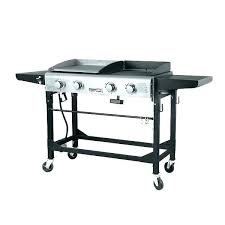 portable gas griddle outdoor grill combo dash and gourmet review blackstone 1650