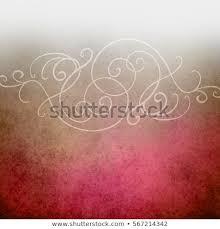 Fancy Background Design Fancy Pink White Vintage Background Design Stock Illustration