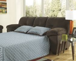 ashley furniture sleeper sofa chocolate