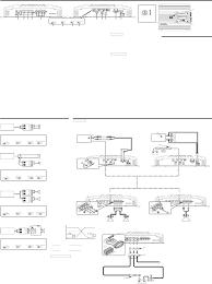 Kenwood kac 929 car stereo system user manual