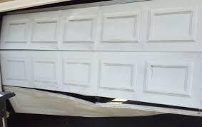 Garage Door garage door panel replacement photographs : Panel Replacement - Anthem AZ Garage Door