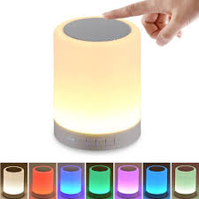 10 Best Led Night Light Bluetooth Speakers The Perfect Birthday Gifts
