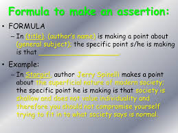 writing a literary analysis essay ppt video online 8 formula