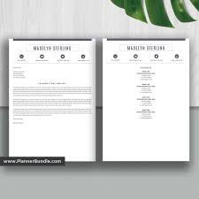 Modern Resume Cover Letters 2019 High School Resume Templates Professional Resume Template 1 3