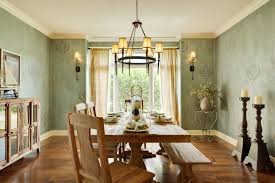 Living Room Cabinets With Glass Doors Stunning Modern Dining Room Design With Brown Chairs And Table