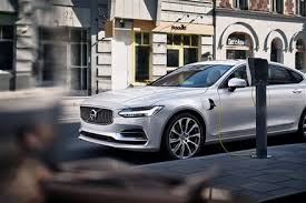 volvo new car releaseVolvo provides the first look at its new range of smaller cars