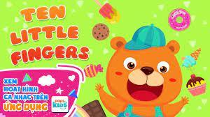 spades card game: [New] Ten Little Fingers - Nhạc Thiếu Nhi Vui Nhộn | Mầm  Chồi Lá Tiếng Anh Tập 5