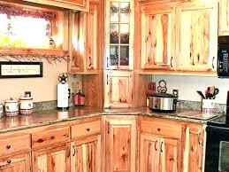 Hickory Kitchen Cabinets Online Wood Cabinet Hickory Wood Cabinets R94