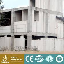 onekin precast panels lighweight for middle east hollow block alternative