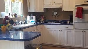 kitchen counter cabinet. Cabinets Are White And Floor Is Light Brown; Those Staying. I Also Plan To Do A Tile Backsplash. Open Repainting Above The Cabinets, Too. Kitchen Counter Cabinet