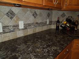 Red Kitchen Tile Backsplash We Couldnt Be More Pleased With Our Countertop And Tile
