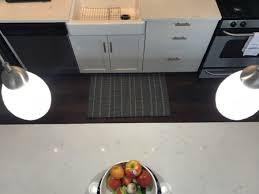 chicago urban kitchen remodel sink and island