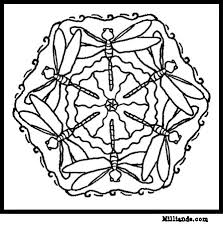 Small Picture Free Printable Mandala Coloring Pages mandala coloring pages out