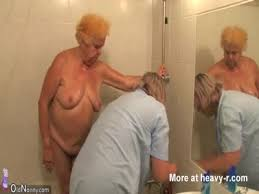 Chubby Granny Gets Her Old Pussy Fingered By Photographer Just Porno TV
