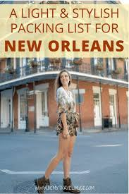 The Perfect New Orleans Packing List