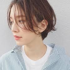 2018年注目のショートアシメ前髪でトレンド女子になろう Arine アリネ