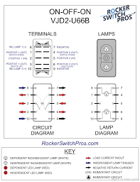 how to wire an on off on switch for both backlighting and indication rev1 17 2015 2