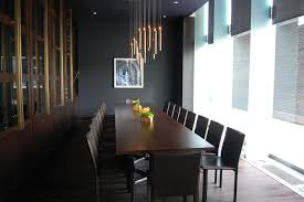 The Private Dining Room At Scarpetta Seats 40 Guests 40 Toronto Simple Private Dining Rooms Toronto