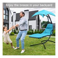 finether hanging chaise lounge chair