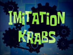 Wikia Fandom Encyclopedia Imitation By Powered Spongebobia Krabs