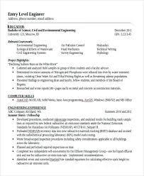 Resume Objective Civil Engineer Civil Engineer Resume Essay Nature Protection Civil Engineering 55