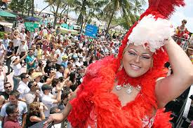 Resultado de imagem para Annual Miami Beach Gay Pride Parade 2018 miami