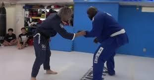 bjj black belt takes on white belt more