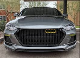 Maybe you would like to learn more about one of these? 2017 2018 Hyundai Elantra Sport Avante Sport Ad And Elantra Sel Big Mouth Ram Air Intake Snorkel Uniqperformance